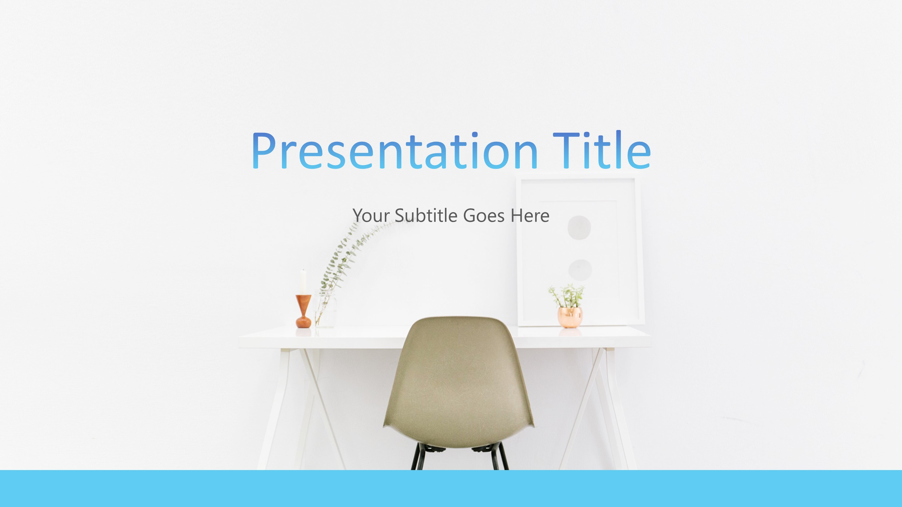 Modern Business Template Bundle for PowerPoint