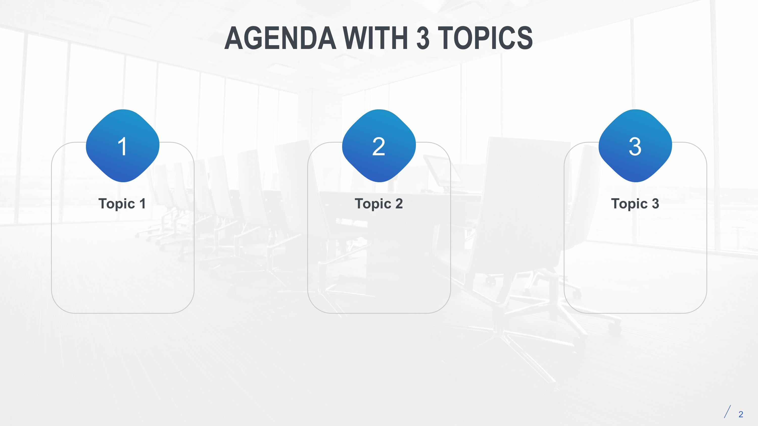 Rounded Corporate PowerPoint Premium Template