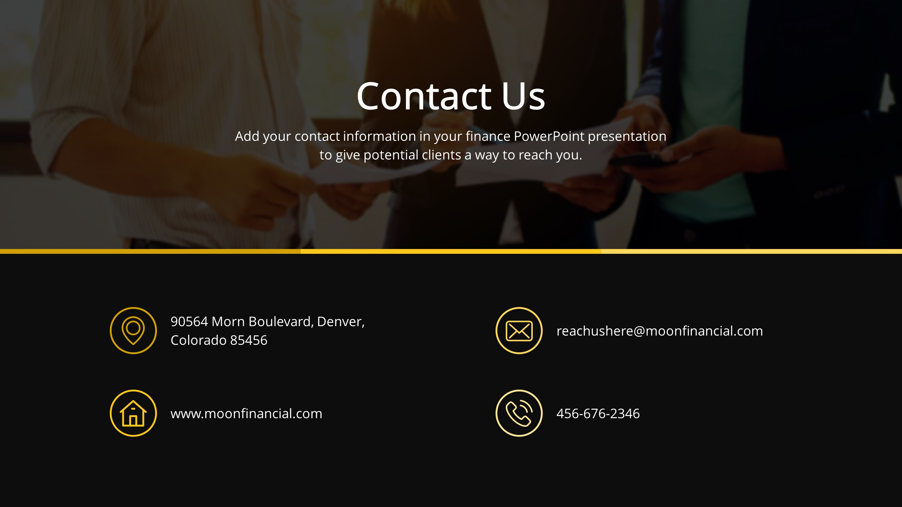 contact us template free download - free download our team powerpoint template bundle slidestore
