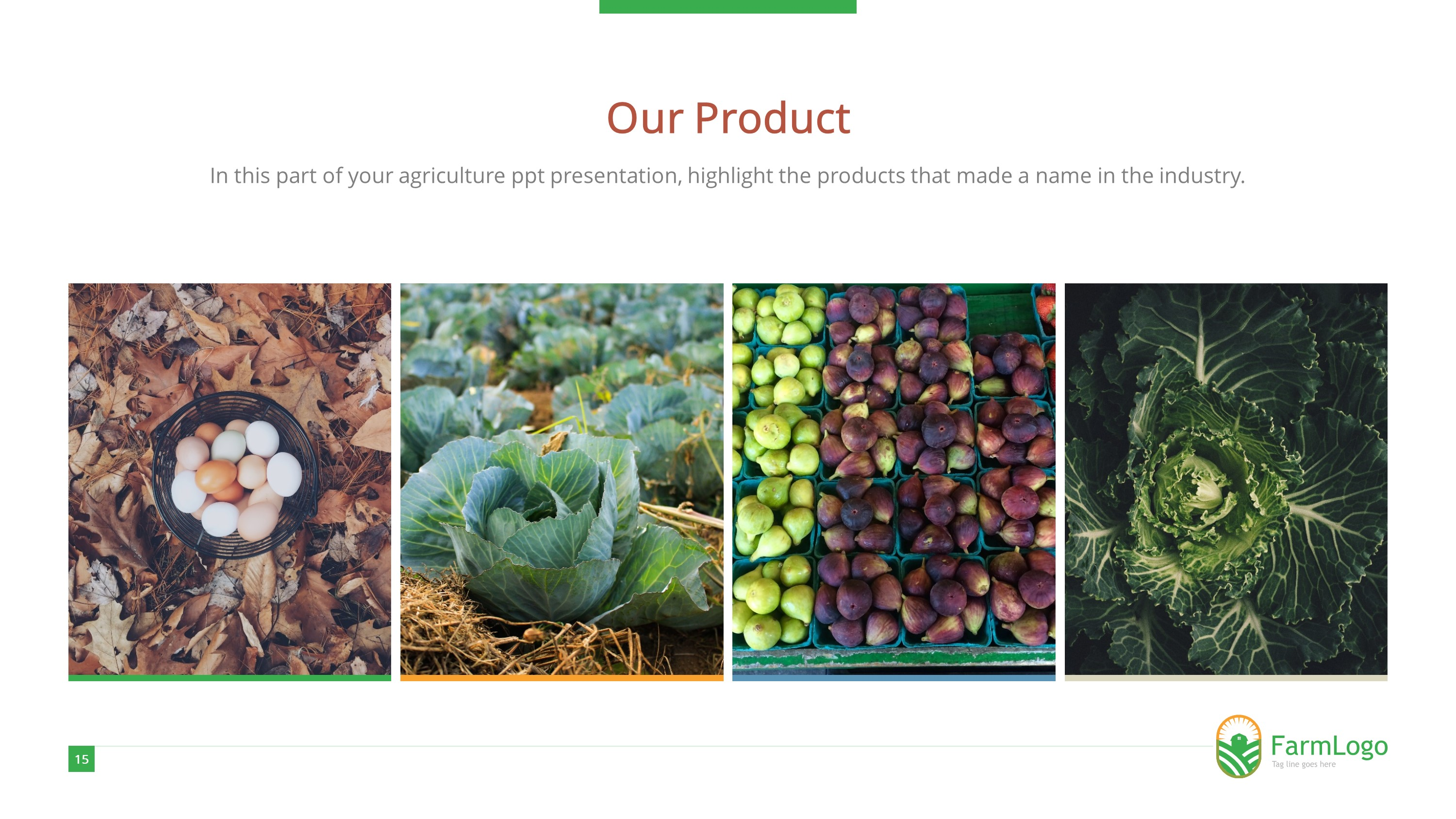 Agriculture Premium PowerPoint Template