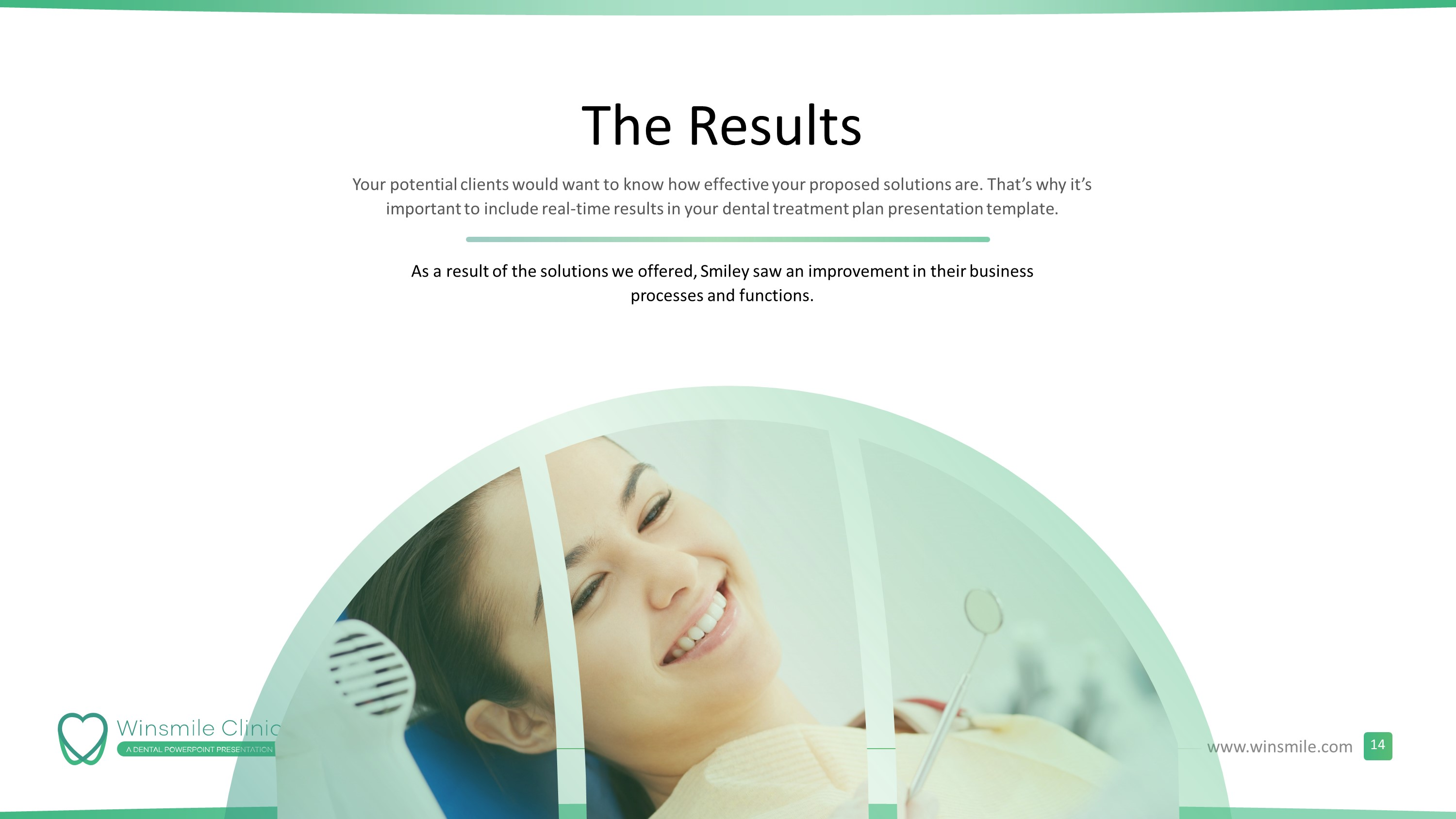 Dentistry Premium PowerPoint Template