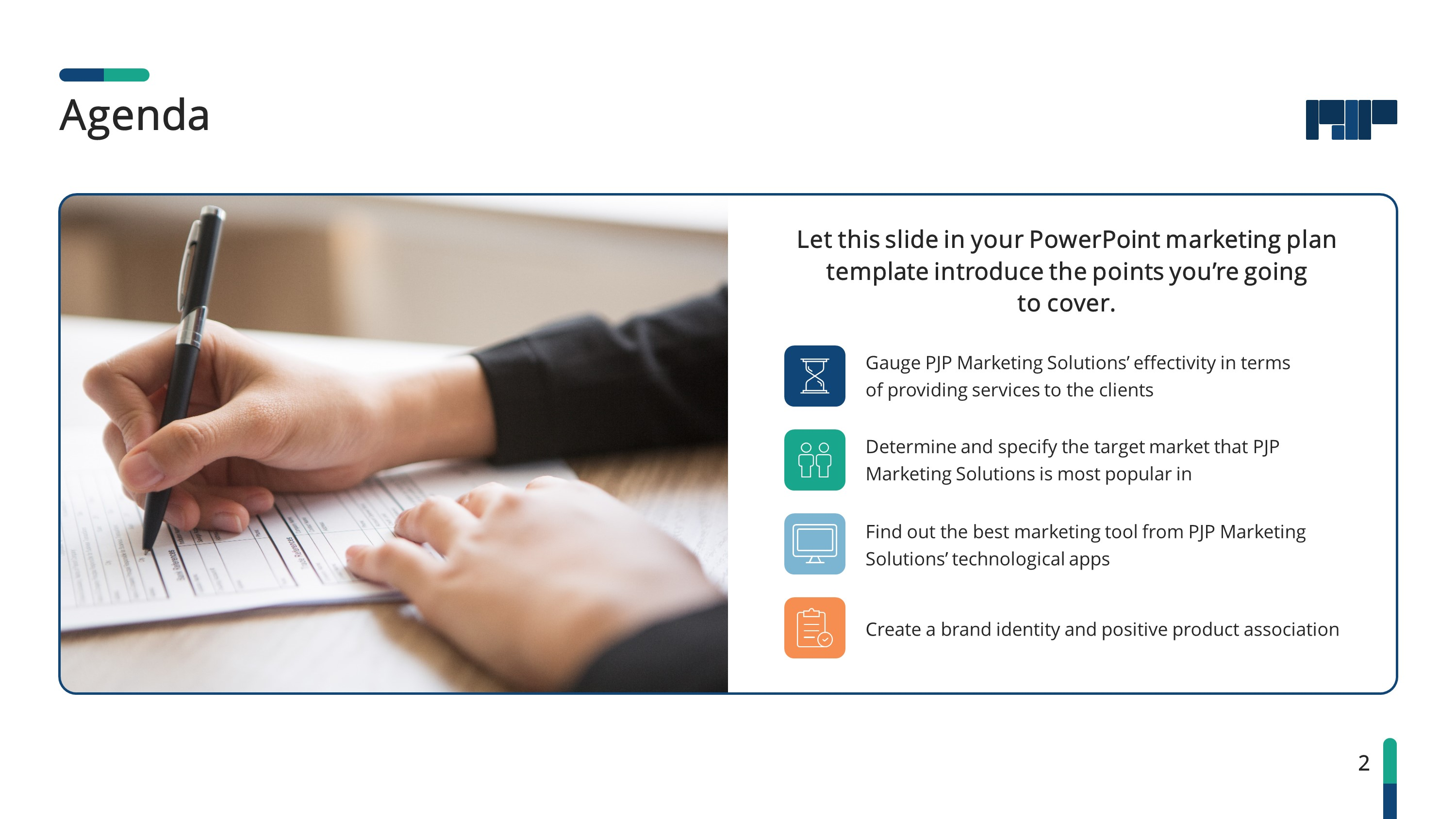 Marketing Premium PowerPoint Template