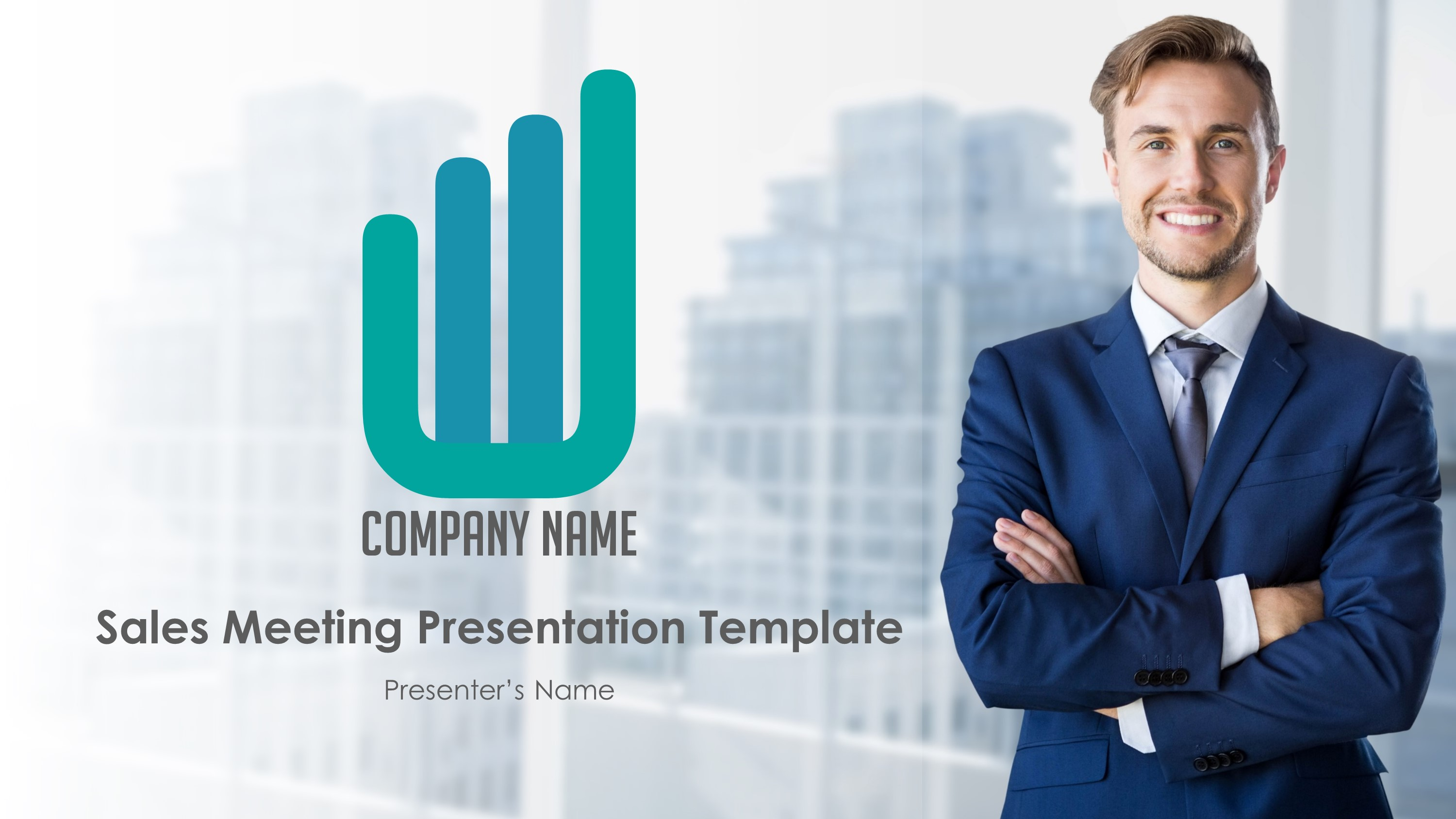 Sales Strategy Premium PowerPoint Template