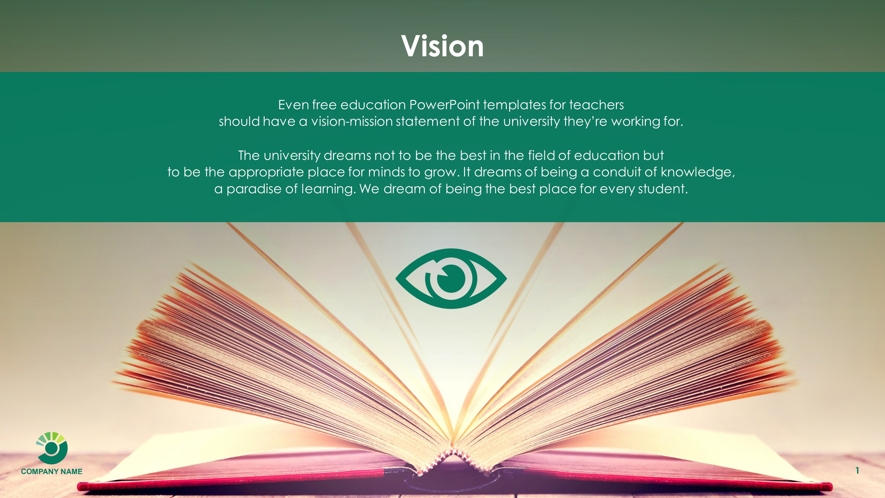 Download Powerpoint Templates Education Theme For Free Slidestore