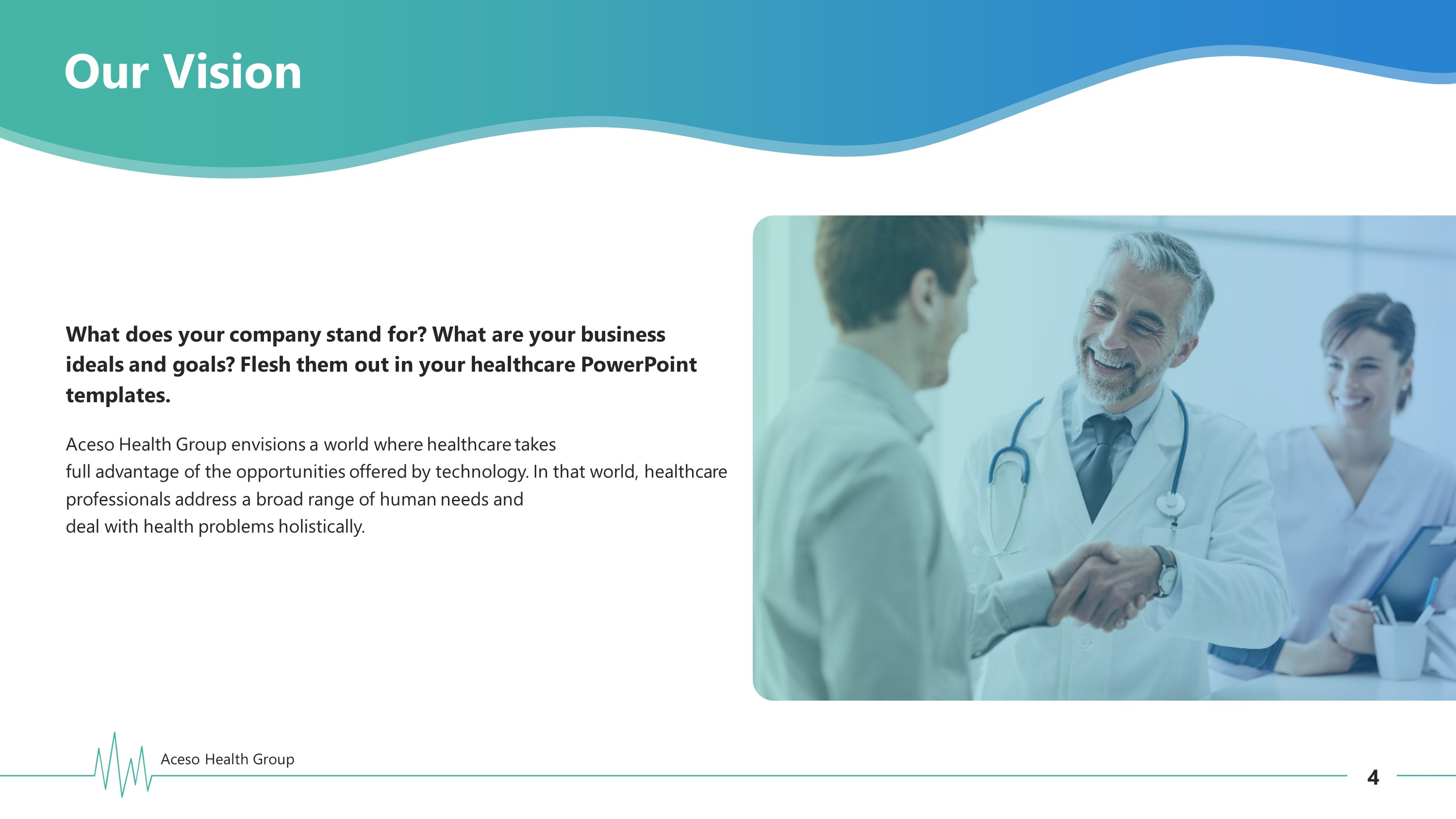 Healthcare Premium PowerPoint Template